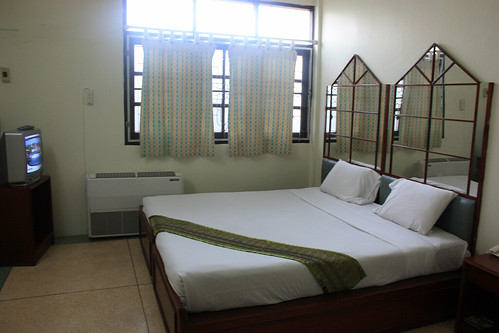 My Room at the Ayothaya Hotel