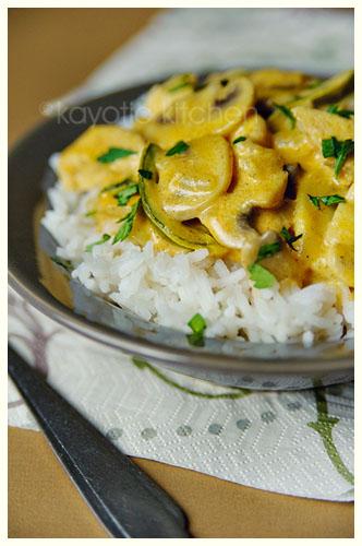 Chicken Stroganoff « Kayotic Kitchen