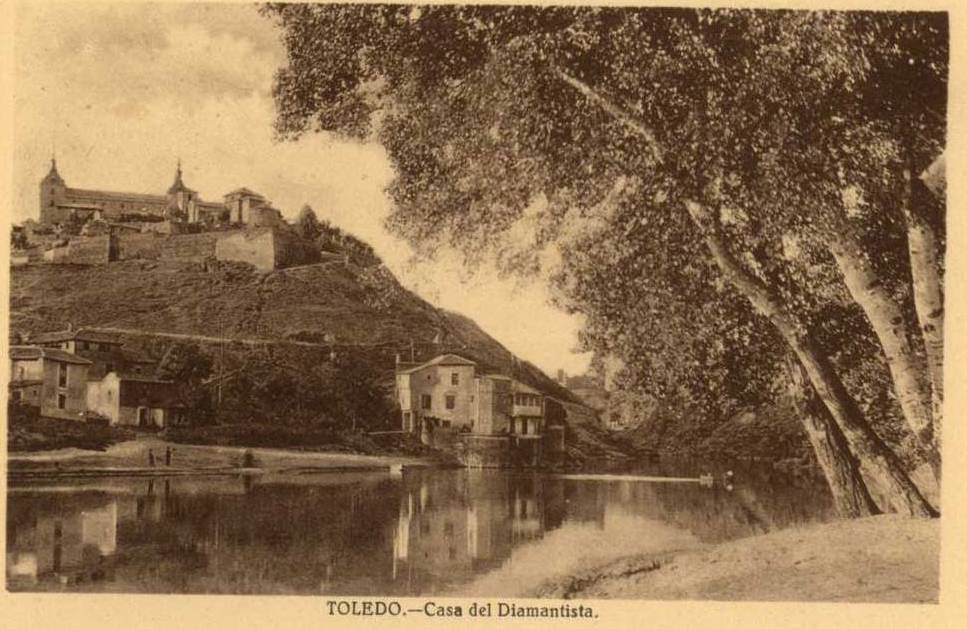 Casa del diamantista  a inicios del siglo XX