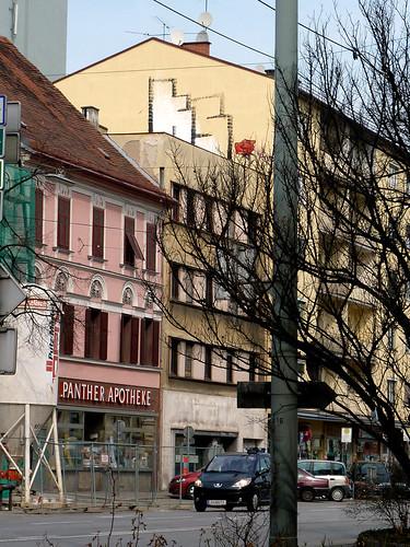 Graffiti in Graz 2010