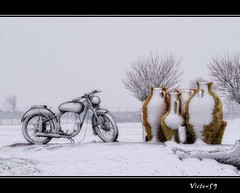 La neve marzolina (sirVictor59) Tags: italy nikon italia nikond70 neve viterbo lazio d300 anfore superaplus aplusphoto top20wintertime sirvictor59 bestcapturesaoi truthandillusion