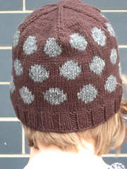 33 Dots Hat Pattern