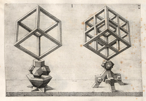 012-Perspectiva Corporum Regularium 1568- Wenzel Jamnitzer