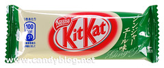 Ginger Ale KitKat (Japan)