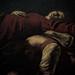Muerte de la Virgen (detalle)