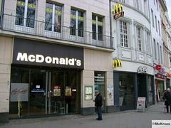 McDonald's Köln Rudolfplatz 8-10 (Germany)