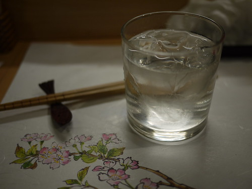 Imo shochu from our