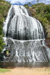Bridal veil Falls - Urubici (philippedebled) Tags: brazil brasil waterfall agua serra bridalveil cachoeira cascata urubici paredão catarinense véudenoiva the4elements mywinners