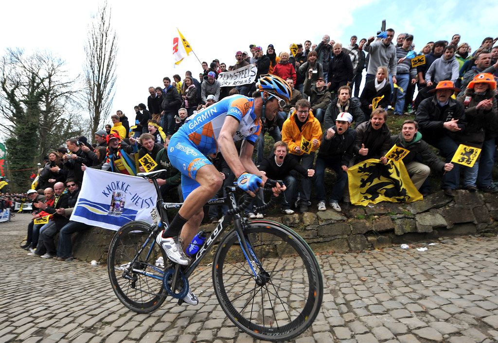 David Millar - Tour of Flanders