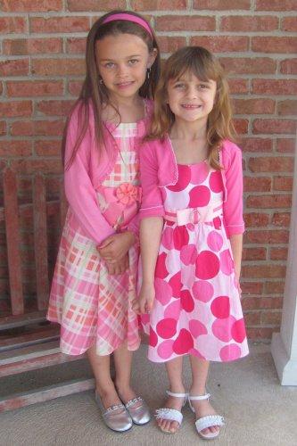 Easter 2010 - Karli & Emma