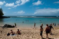 Ke'e Beach (Mark Griffith) Tags: hawaii kauai haena keebeach kauai2010 20100403dsc7630haenahawaiikauaikeebeach