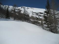 Osthang (schneeengel 2.0) Tags: schnee winter mountains alps alpen tiefschnee rauris osthang