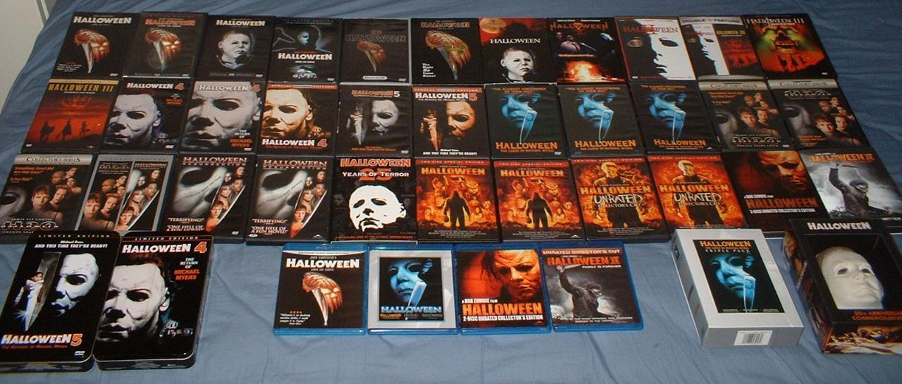 halloween 25th anniversary box set
