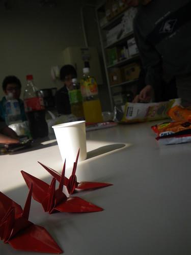 333rd_335th_paper_cranes