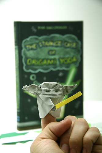 Mishaps And Adventures Origami Yoda