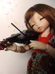 ADAW 15/52 (Yukihana~) Tags: leah bjd fairyland nori 1552 tinybjd littlefee adollaweek adollaweek2010