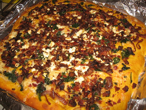 Caramelized Sweet Potato Focaccia Recipe — Dishmaps
