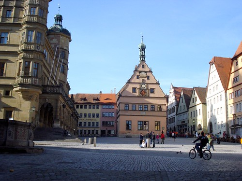 Main Square Rothenburg