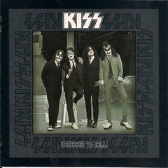 1975 Kiss Dressed To Kill CD Cover Art