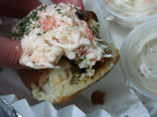 Urban Lobster's Chef's Special Lobster Roll