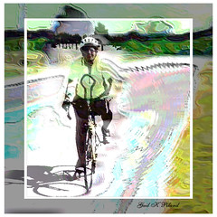 Biker Spring (gailpiland) Tags: road digital spring movement energy biker gail sporty awardtree