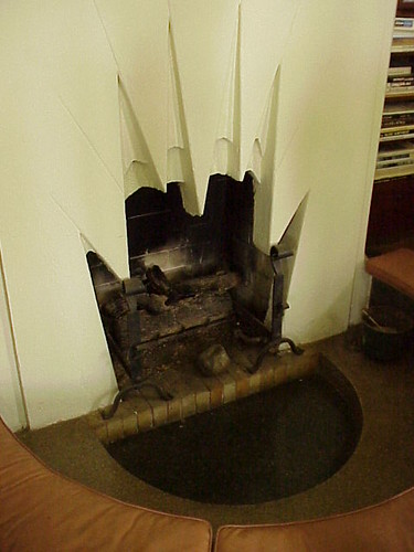 Fireplace, Tulsa