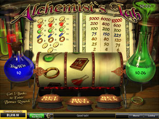 Alchemist's Lab slot game online review