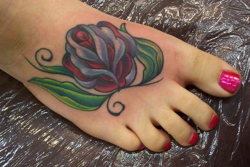 Rose of Jericho · Rose of Jericho Tattoo · tattoo · Eliaz McMillan