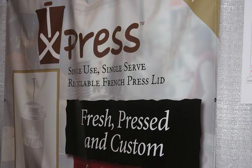 XPress - Fresh, Pressed and Custom