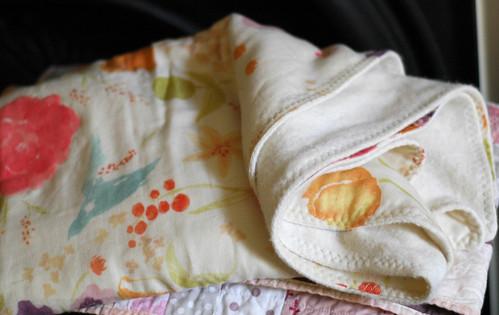 nani iro baby blanket