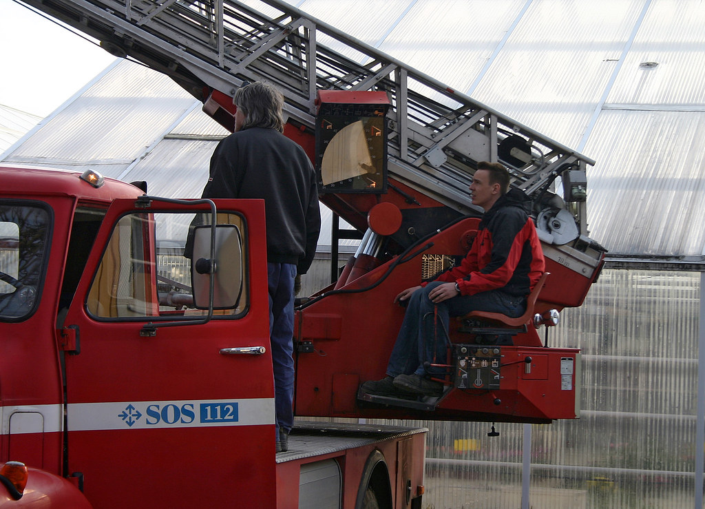 Turntable Ladder Operator