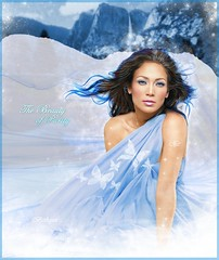 jlo - Beauty! (BETHGON blends) Tags: artist jennifer pop lopez jlo blend bethgon
