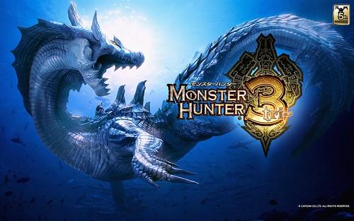monster hunter wallpapers. Monster Hunter Tri