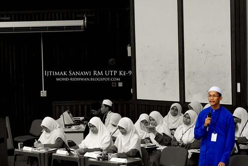 Ijtimak Sanawi RM UTP Ke-9