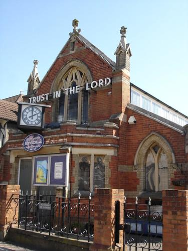 Chadwell Heath Baptist Church