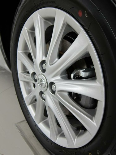 New Vios Sports Rims