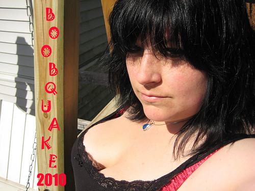 73 of 365 Boobquake 2010!!
