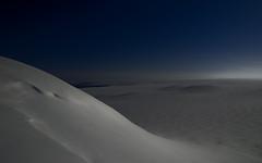 Simple View (Kristinn R.) Tags: sky snow iceland soe langjökull dragondaggerphoto yourwonderland fjallkirkja
