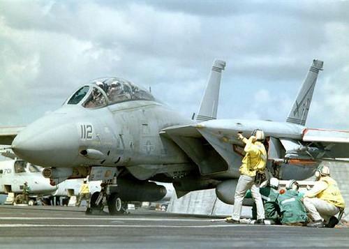Grumman : F-14A : Tomcat