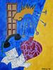 unwork2 (micksabatino) Tags: arte michele astratto quadri tela acrilico espressionismo pittura sabatino astrattismo