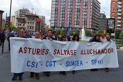 Manifestacin 1 de Mayu. 2010, Xixn (CMC Asturies) Tags: xixon cjc cmc asturies 1mayo 1demayo pcpe 1mayu