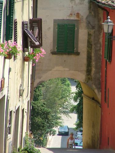 streets in panzano