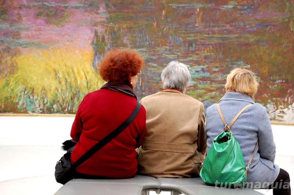 Monet no Orangerie