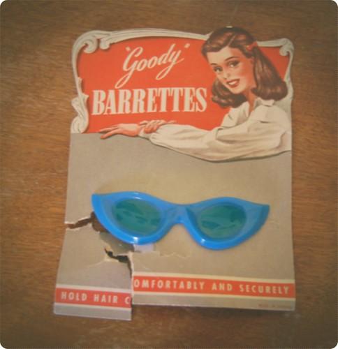 40's Barrette