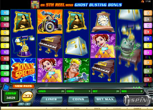 Jonny Specter slot game online review