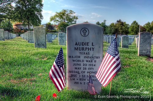 Audie Murphy's Resting Place