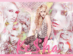 48. Ke$ha (nataliia;) Tags: party animal rosa blah maio 2010 blend kesha tiktok poluida
