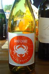 A Sand Crab Bottle