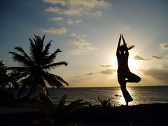 Yoga in Belize 2