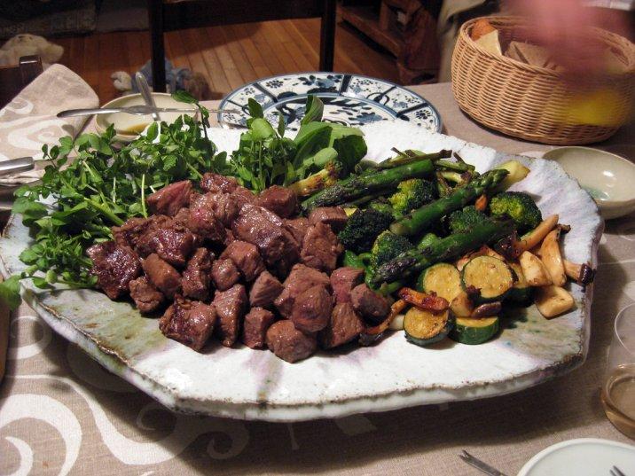 Hiranojen illallinen